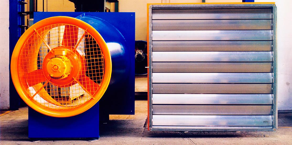Mantenimiento integral de pozos de ventilación